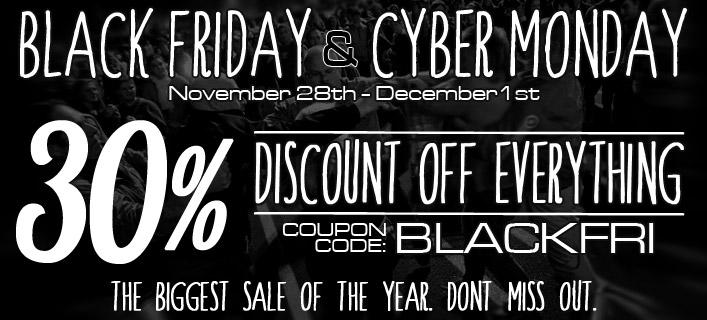 KapscoMoto 30% Black Friday and Cyber Monday Sale