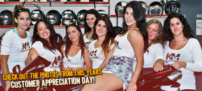 Customer Appreciation Day 2014